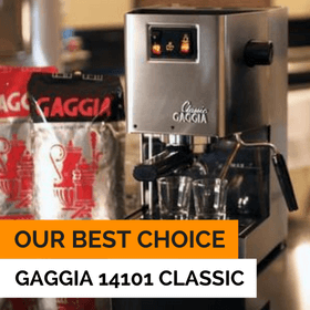 our choice - best home espresso machine 2017