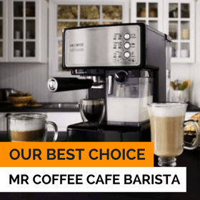 Our choice - Best Cappuccino Maker 2018