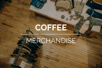coffee merchandise
