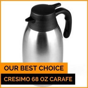 our choice - best thermal coffee carafe