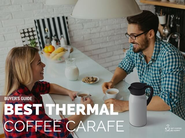 Best Thermal Coffee Carafe to buy in 2019