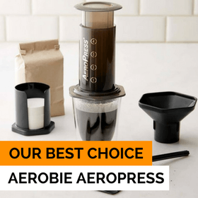 our choice - best travel coffee maker