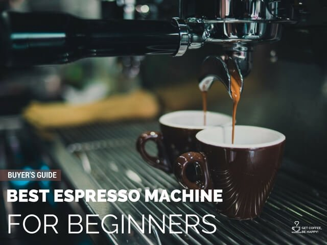 best espresso machine for beginners