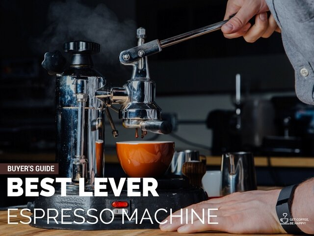 best lever espresso machines